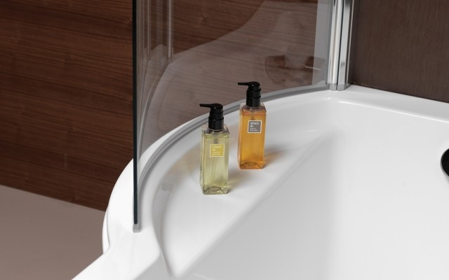 Pura Arco Shower Bath